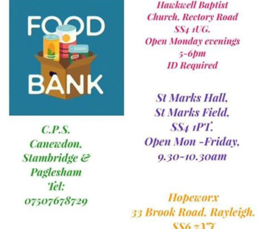 Local Food Banks