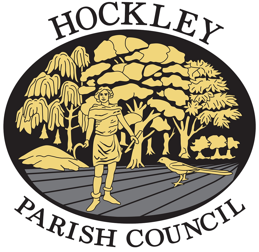 Hockley Parish Council logo