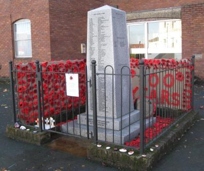 Memorial And Poppy Project