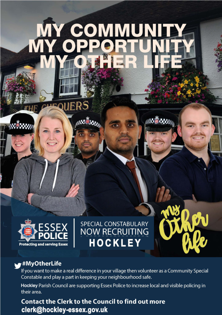 My Other Life Poster Hockley