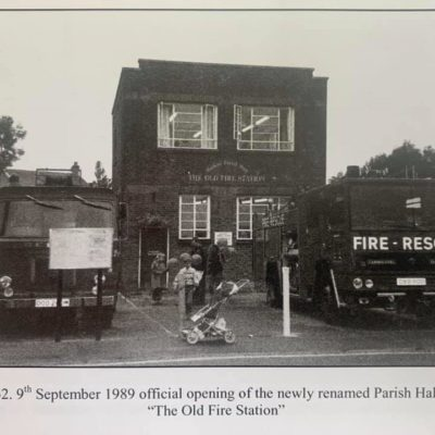 Old Fire Station 1989