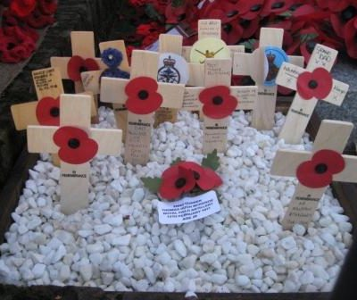 Poppy Crosses
