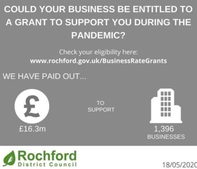 Rdc Business Grant