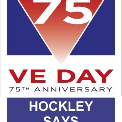 Ve Day Thank You