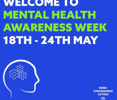 Mental Health Action Week Poster