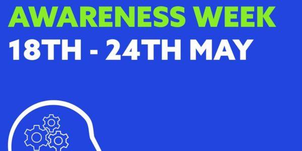 Mental Health Action Week Poster