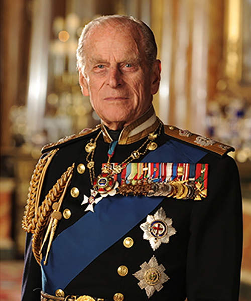 Hrh The Duke Of Edinburgh Online Use Only